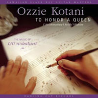 To Honor a Queen, Ozzie Kotani