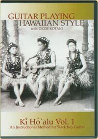 Guitar Playing Hawaiian Style, Volume 1