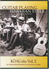 Guitar Playing Hawaiian Style, Volume 2